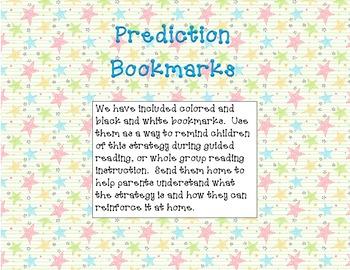 Prediction Bookmarks