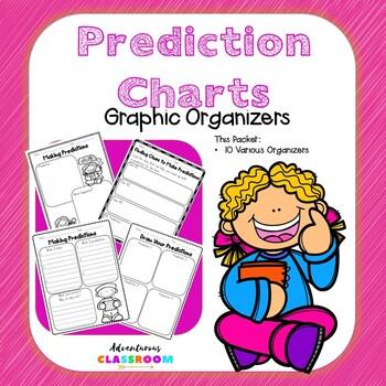 Prediction Charts Graphic Organizers