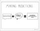 Prediction Graphic Organizers (Reading Comprehension)