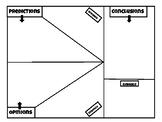 Prediction, Opinion, and Conclusions Graphic Organizer
