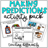 Making Predictions Activity Pack
