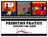 Prediction Task Cards – Practice with Scenarios