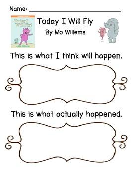 Prediction - Today I Will Fly