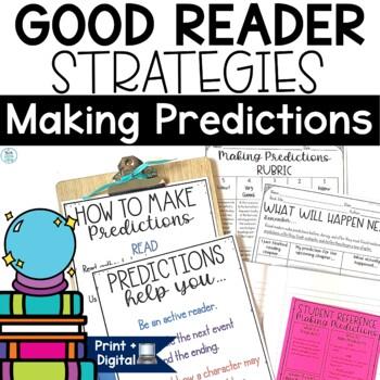 Making Predictions Activities