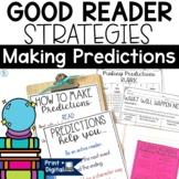Making Predictions Activities | Graphic Organizers