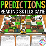 Making Predictions in Reading: Making Predictions Task Cards Game