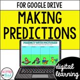 Making Predictions for Google Classroom Digital Reading