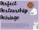 Prefect Partnership Pairings
