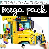 Preference Assessment Mega Pack for Special Education