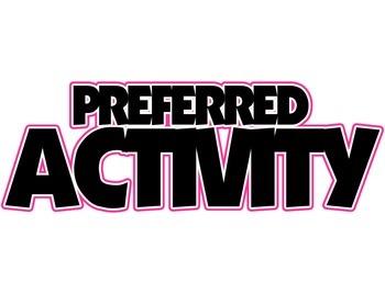 Preferred Activity Bulletin Board Set