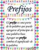 Prefijos - Prefixes