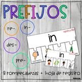 Prefijos (Spanish prefixes)
