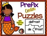 Prefix Center