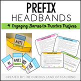 Prefix Headband Activity