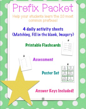 Prefix Activity Packet