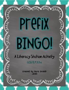Prefix BINGO!