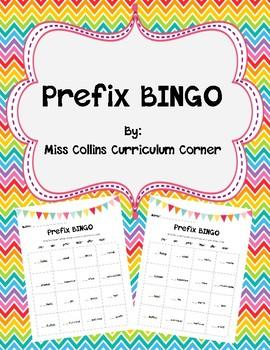 Prefix Bingo