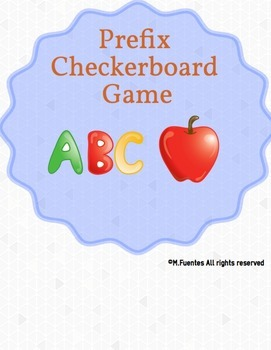 Prefix Checkerboard Game
