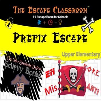 Prefix Escape Room (4th - 5th Grade) | The Escape Classroom