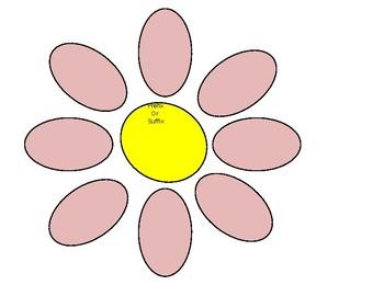 Prefix Flower