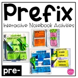 Prefix Interactive Notebook Activities: Pre- | 5  Engaging