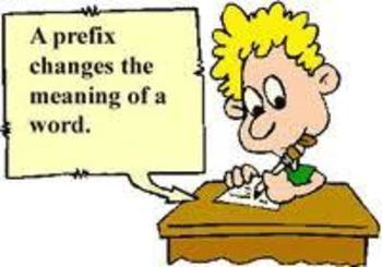 Prefix Meaning
