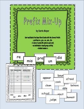 Prefix Mix-Up