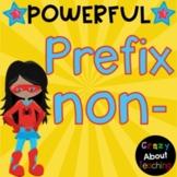 Prefix Non- Presentation