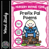Prefix Pal Poems--Fluency and Word Work Practice for re- and un-
