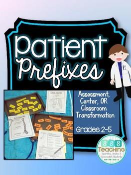 Prefix Patients: English Engagement