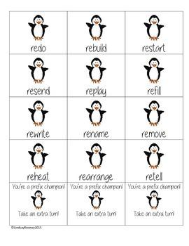 Prefix Penguins