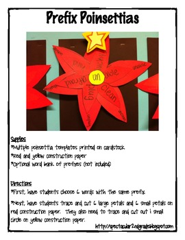 Prefix Poinsettias