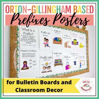 Prefixes Poster Set