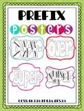 Prefix Posters