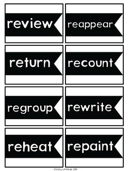 Prefix Power: Re-, Un-, Dis- Part 1