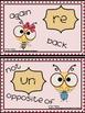 Prefix Power!  Using Common Prefixes: Un Re Dis & In/Im