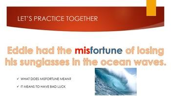 Prefix PowerPoint for MIS
