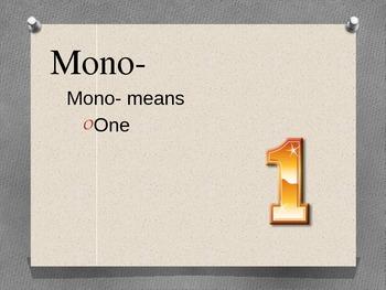 Prefix Powerpoint Mono