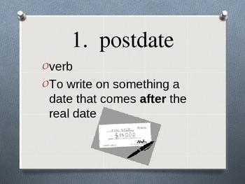 Prefix Powerpoint Post