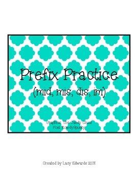 Prefix Practice
