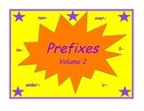 Prefix Practice Packet Volume 2