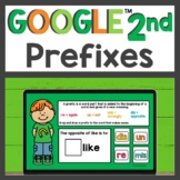 Prefix Practice for Google Classroom™ for Distance Learning