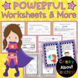 Prefix Pre- Worksheets & More