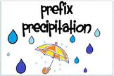 Prefix Precipitation