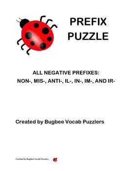 Prefix Puzzle