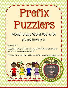Prefix Puzzlers a-