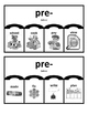 Prefix Puzzles for Word Work