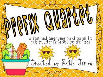 Prefix Quartet