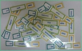 Prefixes and Suffixes Matching Activity