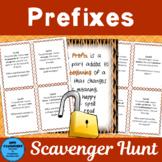 Prefix Scavenger Hunt